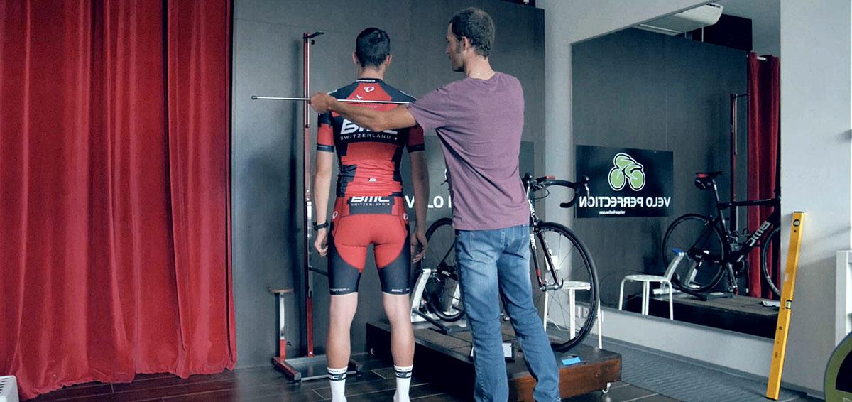 Etude posturale - Classic Bike Fit